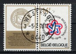 BELGIE: COB 1797  Mooi Gestempeld. - Usati