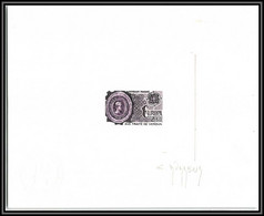 2560 France N°2208 Europa 1982 Traité De Verdun Epreuve D'artiste Artist Proof Signé Signed Durrens - Prueba De Artistas