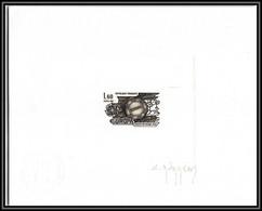 2561 France N°2207 Europa 1982 Traité De Rome Epreuve D'artiste Artist Proof Signé Signed Durrens - Prueba De Artistas
