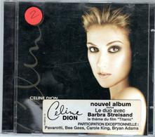 CD CELINE DION - Andere - Franstalig