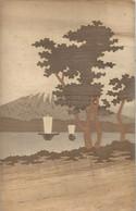 CPA - Japon - Illusration Paysage - Zonder Classificatie