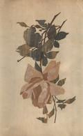 CPA - Japon - Illusration Fleurs - Zonder Classificatie