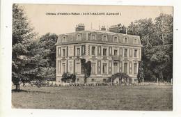 CPA, D. 44, Saint Nazaire - Château D' Helniex - Rohan .Ed. Chapeau - Saint Nazaire