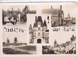 18 AUBIGNY Sur NERE 1952 Multivue - Aubigny Sur Nere
