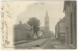 CPA- PROVIN-  L' Eglise - Altri Comuni