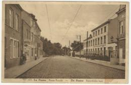 CPA- DE PANNE-Koninklijke Laan (route Royale) - De Panne