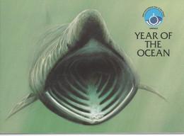 Année De L' Océan - Year Of The Ocean - Booklet , Carnet XXX - Isla De Man