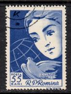 Romania 1960 Mi# 1839 Used - 50 Years Of Intl. Women's Day - Oblitérés
