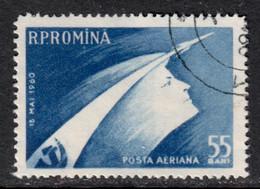 Romania 1960 Mi# 1899 Used - Launching Of Sputnik 4 / Space - Oblitérés