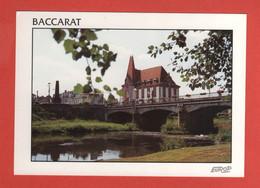 CP 54 BACCARAT 2 Hotel De Ville - Baccarat