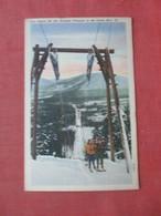 -Pico Alpine Ski Lift    Rutland - Vermont > Rutland     Ref 5053 - Rutland