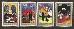 Antillen / Antilles 2009 Childcare Spaceshuttle 400 Year Telescope Man In Space MNH - Curacao, Netherlands Antilles, Aruba
