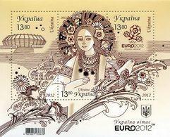 UKRAINE/UKRAINA 2012 MI.1251-53 ** ,Yvert... - Ukraine