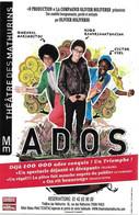 Ados - Théâtre Des Mathurins - Programs