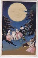 Pierrot & Mond - Art Deco    (A-322-210214) - Autres Illustrateurs