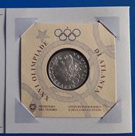 Mille Lire Argento  - Olimpiade Di Atlanta 1996 - 1 000 Lire
