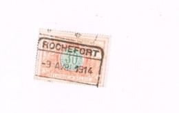 """Oblitération Centrale """"Rochefort"""" Sur 30 Centimes. - 1895-1913"""