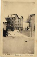 "48 - Lozère - La Bastide - ""Les Pins"" En Hiver - L' Hôtel Du Ski - Altri Comuni"