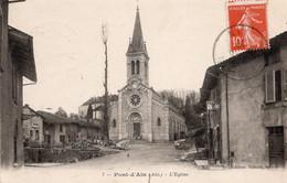 Pont D'Ain L'église - Andere Gemeenten