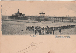 Le Pier. Blankenberghe. Scan - Blankenberge