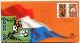 Soccer EC 2000, FDC Nederland - Eurocopa (UEFA)