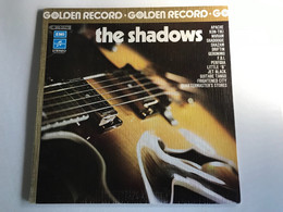 The SHADOWS - Golden Records - LP - 1973 - Rock