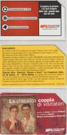 3  USATE   £. 5.000 X 2 + £. 10.000  -  31.12.2001  QUESTE  IN  FOTO - Public Practical Advertising