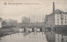 Solre-sur-Sambre. Déversoir Et  Le Moulin - Non Classés