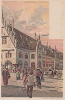 CPA - STRASBOURG (BAS-RHIN) - MARKTHALLE - HALLE DE MARCHÉ (D'APRÈS HENRY GANIER ALIAS TANCONVILLE) - Strasbourg