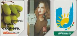 3  USATE   £. 5.000  -  31.12.1999  QUESTE  IN  FOTO - Public Practical Advertising