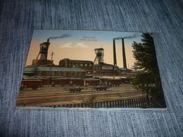 Carte Postale Allemagne Rhénanie Du Nord Westphalie Oberhausen Sterkrade Zeche Sterkrade Mine Train - Oberhausen