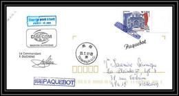 2701 ANTARCTIC Terres Australes TAAF Lettre Cover Dufresne 2 Signé Signed Duchene Taiwan 23/7/2007 N°471 - Brieven En Documenten