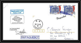 2702 ANTARCTIC Terres Australes TAAF Lettre Cover Dufresne 2 Signé Signed Duchene Taiwan Keelung 23/7/2007 N°471 - Brieven En Documenten