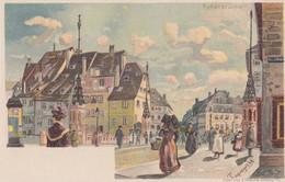 CPA - STRASBOURG (BAS-RHIN) - RABENBRÛCKE - PONT DU CORBEAU (D'APRÈS HENRY GANIER ALIAS TANCONVILLE) - Strasbourg