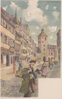 CPA - STRASBOURG (BAS-RHIN) - GOLDGIESSEN - RUE D'OR (D'APRÈS HENRY GANIER ALIAS TANCONVILLE) - Strasbourg