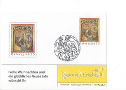27434 - Christkindl 2008 Carte 06.01.2008 Frohe Weihnachten - Christmas