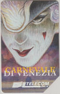 USATA   £. 10,000  -  30.06.2000  CARNEVALE  DI  VENEZIA - Public Practical Advertising