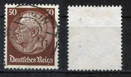 D. Reich Michel-Nr. 473 Gestempelt - Gebruikt