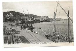 CPA BONE - Les Quais Du Nouveau Port - Annaba (Bône)
