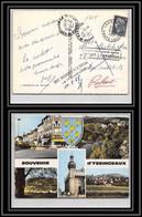 Lettre-111215 Bouches Du Rhone Cheffer Retour à L'envoyeur La Ciotat Pour Marseille Voie Inconnue 1968 Carte Postale - 1961-....