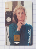 F551A Catherine Deneuve 50U Gem 04/95 - Cinema
