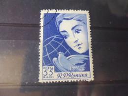 ROUMANIE YVERT N° 1673 - Oblitérés