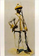 Laptot De GORÉE - Sénégal, 1768 - Gouache De Rousselot - Uniformi