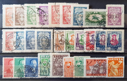 Lituanie - Lietuva - Timbre(s) (O) - 1 Scan(s) - TB - 793 - Litouwen