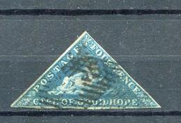 "Suedafrika (Kap Der Guten Hoffnung) - Ausgabe ""Allegorie Der Hoffnung"" 4 P. Blau Gestempelt (2591) - Kap Der Guten Hoffnung (1853-1904)"