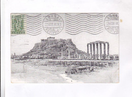 CPA  AOHNAI GRECE  (voir Timbre) - Grèce