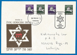 Lithuania Cover 1993 Year - Lithuania