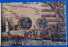 Monete Celebrative Del V Centenario Della Scoperta Dell'america  1° Emissione 1989 - 500 Lire