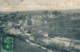 Clairvaux Du Jura (39 Jura) Vue Générale La Gare - Circulée 1916 - Altri Comuni