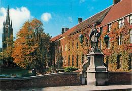 Belgique - Bruges - Brugge - Sint-Jan Nepomucenus Brug - Carte Neuve - CPM - Voir Scans Recto-Verso - Brugge